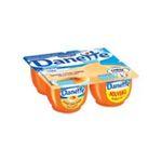Danette -   creme dessert pot plastique creme brulee facon catalane  4ct meuble refrigere  3033490707064