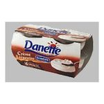 Danette -   creme liegoise creme liegeoise pot plastique chocolat  4ct meuble refrigere  3033491031014