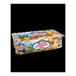 Danone -   recette cremeuse yaourt pot plastique fruits jaunes cremeux standard  8ct  3033491143021