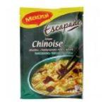 Maggi -  escapade soupe a cuire sachet soupe chinoise aux champignons noirs trois assiettes trois assiettes par sachet  3033710028283