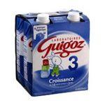 Guigoz -  lait de croissance lait de croissance brique hexagonale avec bouchon a vis nature standard  4ct u.h.t. fer zinc magnesium acides gras essentiels etager-1 3033710053797