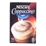 Nescafé -  cappuccino decafeine cappuccino poudre  3033710075324