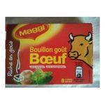 Maggi - BOUILLON BOEUF MAGGI   | BOUILLON BOEUF 4L MAGGI 3033710083107