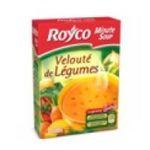 Royco -  minute soup classique soupe instantanee sachet sous etui veloute de legume quatre assiettes quatre assiettes par sachet  3036812010453