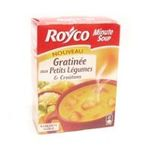 Royco - ET.4 SAC.GRATINEE P'TITS LEGUMES&CROUTONS M.SOUPE 3036812020582