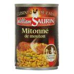 William Saurin -   saurin carte brasserie mitonne de mouton boite de conserve  3038355844007