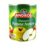 Andros -  Purée de fruits -  compote pomme boite de conserve  3045320086119