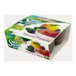 Andros -  Dessert fruitier sans sucre -  Compote Pomme Pruneaux 3045320098297