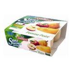 Andros -  Dessert fruitier sans sucre -  Compote Pomme Poire 3045320098310