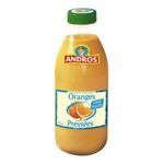Andros - Jus de fruits - Jus d'orange sans pulpe 3045320104141