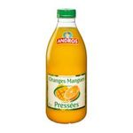 Andros - Jus de fruits - Jus orange mangue 3045320104271