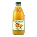 Andros -  Jus de fruits -  Jus clémentine 3045320104424