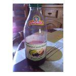 Andros -  Jus de fruits -  Jus Pomme Cassis Raisins 3045320104592
