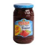 Andros -  Confiture allégée -  confiture fraise 3045320511420