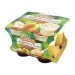 Andros -  Liégeois de fruits -  Liégeois Pomme Poire 3045320514667