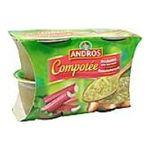 Andros -  Compotée -  compotee rubarbe 3045320514926