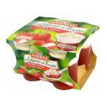 Andros -  Liégeois de fruits -  Liégeois  Pomme Framboise 3045320516982