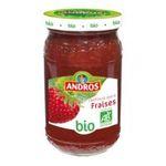 Andros -  Confitures -  confiture fraise bio 3045320519563