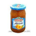 Andros -  Confiture allégée -  confiture abricot 3045320523416