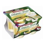 Andros -  Liégeois de fruits -  Liégeois Pomme Ananas Coco  3045320524413