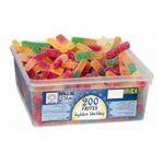 Dorcer tubo -  bonbon frites hallal dorcer tubo 200pc  3045320642339