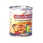 William Saurin -   saurin famille gourmande choucroute garnie boite de conserve  3049580530177