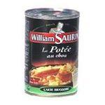 William Saurin -   saurin carte brasserie potee a l'auvergnate boite de conserve  3049580540022
