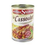 William Saurin -  1/2CASSOULET  WILLIAM SAURIN 3049580541067