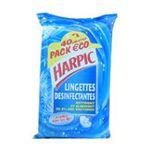 Air Wick - harpic lingette sanitaire - paquet de 40 3059941002106