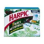 Air Wick - harpic bloc cuvette desodorisant / nettoyant - etui de 3 3059941112911