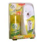 Air Wick - diffuseur parfum + 1 recharge | FRESHMACTIC DIFFUSEUR ZESTE D'AGRUMES AIR WICK 3059943009004