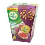 Air Wick -  wick huiles essentielles bougie boite carton figue sucree1ct non rechargeable dans un verre multi usage bougie  3059943017702