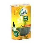 Air Wick -  wick diffuseur electrique blister cedre et bergamote1ct recharge flacon special tabac liquide diffuseur electrique modulable  3059946083025