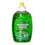 Air Wick - hygiene liquide vaisselle main maison verte parfum thym-basilic - flacon de  | LIQUIDE VAISSELLE THYM- BASILIC 500ML MAISON VERT 3059946690001