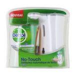 Dettol -   no touch savon distributeur automatique et recharge anti bacterien gel  3059947000045