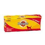 Pedigree -  nourriture pour chien boite de conserve boeuf  4ct tous chiens patee  3065890000148