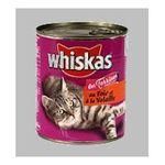 Whiskas -  whiskasterrine foie/volaille boite4/4   3065890001145