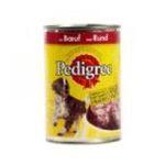 Pedigree -  nourriture pour chien boite de conserve boeuf tous chiens patee  3065890001169