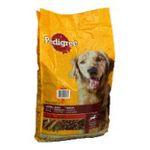 Pedigree -  nourriture pour chien sac boeuf legumes chien adulte croquettes  3065890018235