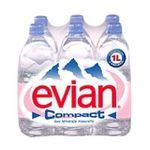 Evian -   None EVIAN 6X  | EVIAN 6X 1L 3068320011707 UPC