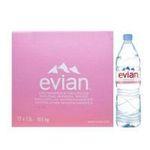 Evian -  DANONE EVIAN  PK12 A0390112 3068320040110