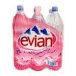 Evian -  PACK 6 MAXI EVIAN 5 1/2 PALETTE | PACK 6 MAXI EVIAN 1L5 1/2 PALETTE 3068320040127