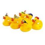 Djeco -  Pêche aux canards en tube 3070900020047
