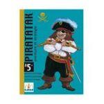 Djeco -  Jeux cartes piratatak 3070900051133
