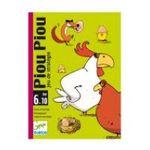 Djeco -  Jeu carte Piou piou 3070900051195