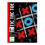 Djeco -  Jeux cartes tic tac toe 3070900051225