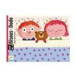 Djeco -  Jeu carte bisous dodo 3070900051768
