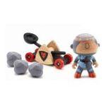 Djeco -  Arty toys baldy & big paf 3070900067318
