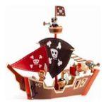 Djeco -  Arty toys le bateau pirate 3070900068308