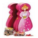 Djeco -  Puzzle silhouette princesses 36 pièces 3070900072213